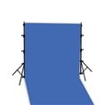 Linkstar Hintergrund System + Cloth Chroma Blue 2,9 x 5m