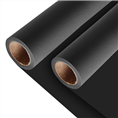 Background paper 2.75x11m Set 2x Black