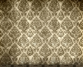 Click Props Vinyl with Print Manor House Damask 3.00 x 2.44M