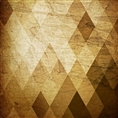 Click Props Background Vinyl with Print Brown Diamonds 1.52 x 1.52M
