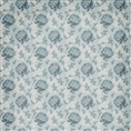 Click Props Background Vinyl with Print Floral Wallpaper Blue 1.52 x 1.52M