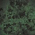 Click Props Background Vinyl with Print Flowerbomb Green 1.52 x 1.52M