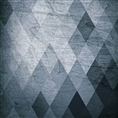 Click Props Background Vinyl with Print Grey Diamonds 1.52 x 1.52M