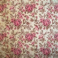 Click Props Background Vinyl with Print Roses Distressed 1.52 x 1.52M