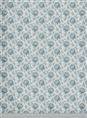 Click Props Background Vinyl with Print Floral Wallpaper Blue 2.13 x 2.90M