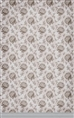 Click Props Background Vinyl with Print Floral Wallpaper brown 1.52 x 2.44M
