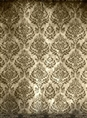 Click Props Background Vinyl with Print Manor House Damask 2.13 x 2.90M
