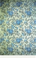 Click Props Background Vinyl with Print Rose Blue 1.52 x 2.44M