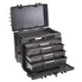 Explorer Cases 5140 Trolley Zwart Foam 581x381x455