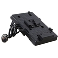Falcon Eyes Battery Holder SP-DBSY-3 for V-Mount Battery