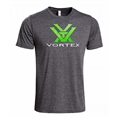 Vortex Green Logo T-shirt Size L