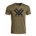 Vortex T-Shirt OD Green Size L