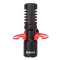 Boya Universal Compact Shotgun Microphone BY-MM1+