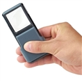 Carson Pop-Up Pocket Magnifier with LED 5x40mm