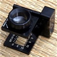 Carson Sewing Loupe Foldable with LED 11,5x15mm