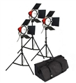 Falcon Eyes Halogen Light Video Set TLR800