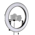 Falcon Eyes Bi-Color LED Ring Lamp Dimmable DVR-512DVC on 230V