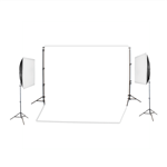 f Falcon Eyes Background System incl. Light 12x28W