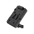 Falcon Eyes Battery Holder SP-DBSY-2 for V-Mount Battery with Canon DR-E6 Coupler