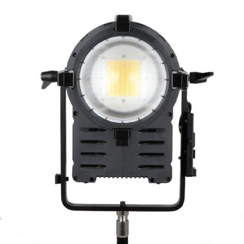 falcon eyes bi color led spot lamp dimmable dll 3000tdx on. Black Bedroom Furniture Sets. Home Design Ideas