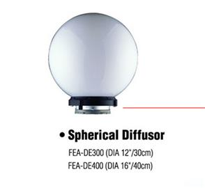 f Falcon Eyes Diffusor Ball FEA-DB300 Ø 30 cm