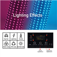Falcon Eyes Flexibel RGB LED Panel RX-818-K1 61x46 cm