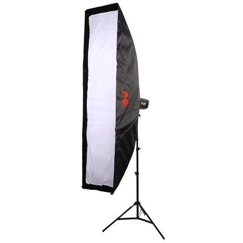 Falcon Eyes Softbox 40x180 cm + Honeycomb Grid FER-SB40180HC