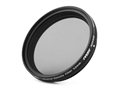 Pixel Grey Variable Filter ND2-ND400 DHG 58 mm