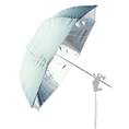 Falcon Eyes Jumbo Umbrella UR-T86S Silver/White 216 cm
