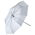 Falcon Eyes Umbrella Foldable R-210T Transparent White 110 cm