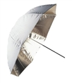 Falcon Eyes Umbrella UR-48G Gold/White 122 cm