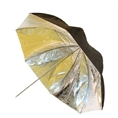 Falcon Eyes Umbrella UR-48SB1 Silver/Black 122 cm