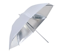 Falcon Eyes Umbrella UR-60S Silver/White 152 cm