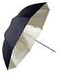 Linkstar Umbrella PUR-102GB Gold/Black 120 cm