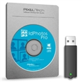 IdPhotos Pro Software on Dongle