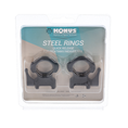 Konus Quick Release Mounting Rings 25,4 mm High