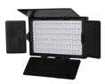 Falcon Eyes Bi-Color LED Lamp Set Dimmable DV-216VC-K2 incl. Battery