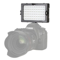 Falcon Eyes LED Lamp Set Dimmable DV-112V incl. Battery