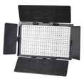 Falcon Eyes Bi-Color LED Lamp Set Dimmable DV-384CT-K2 incl. Battery