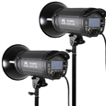 Falcon Eyes LED Lamp Set Dimmable LPS-1000TD with Light stand