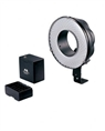 Falcon Eyes LED Ring Lamp Set Dimmable DVR-240DF on Penlite/230V