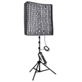 Linkstar Flexible Bi-Color LED Panel RX-11TD with Softbox, Honeycomb and Tripod