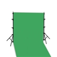 Linkstar Background System + Cloth Chroma Green 2.9 x 5m
