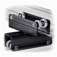 Linkstar Double Rail Carriage for Ceiling Rail System