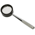 Byomic Handheld Doublet Magnifier with Metal Grip BYO-SD1028 10x28mm