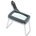 Carson Handheld Magnifier with Rubber Grip 2,5x85mm