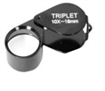 Jewelry Magnifier Triplet 10x 18mm