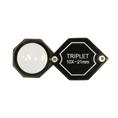 Jewelry Magnifier Triplet 10x 20,5 mm