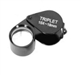 Jewelry Magnifier Triplet 15x 18mm