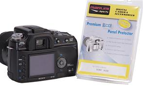 f Marumi LCD Protector for Sony A100
